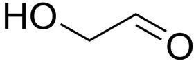 Glycolaldehyde