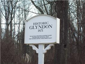 Glyndon Historic District