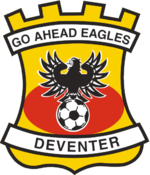 Go Ahead Eagles crest