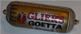 A log of Goetta