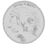 Logo of Gogebic County, Michigan