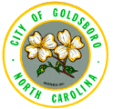 Official seal of Goldsboro, NC