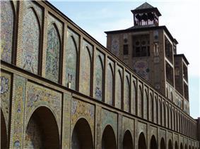 Edifice of the Sun (Shams ol Emareh)