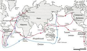 Golovnin's circumnavigations