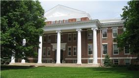Administration Building, Indiana Central University