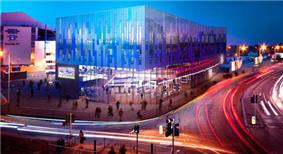 Artist's impression of how development will look