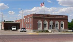 US Post Office-Goodland