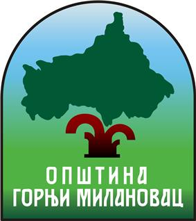 Coat of arms of Gornji Milanovac