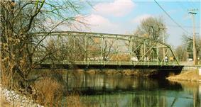 Fort Wayne Street Bridge