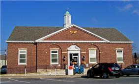US Post Office-Goshen