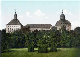 Gotha Schloss 1900.jpg