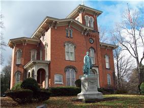 Gov. Reuben Fenton Mansion