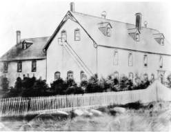 1870s photo of old government house