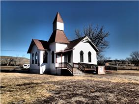 Grace Lutheran Church of Barber