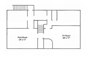 Graceland Memphis TN Floorplan Basement.jpg