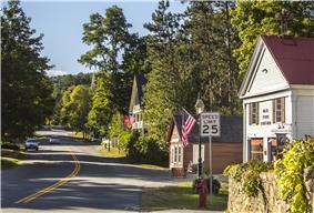 Grafton Village Historic District