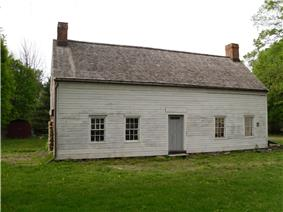 Graham-Brush Log House