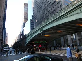 Grand Central Terminal Park Avenue Viaduct