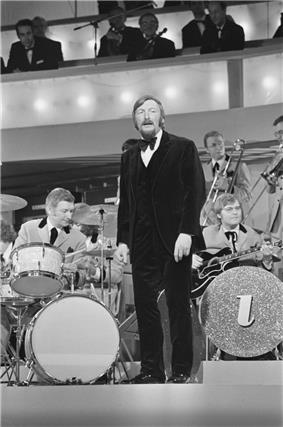 A picture of James Last in 1970 posted 2006