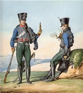 France: 1st Hussar Regiment