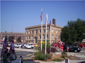 City Hall of Granite City