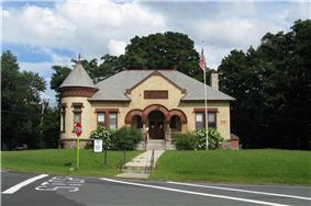 Granville Village Historic District