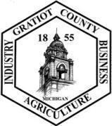 Seal of Gratiot County, Michigan