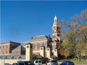 Graves County Courthouse in 2008