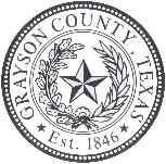 Seal of Grayson County, Texas