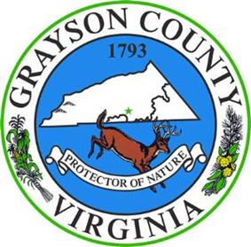 Seal of Grayson County, Virginia