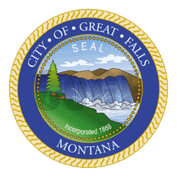 Official seal of Great Falls, Montana