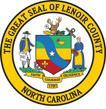 Seal of Lenoir County, North Carolina