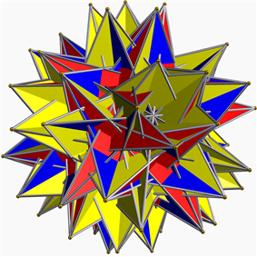 Great retrosnub icosidodecahedron