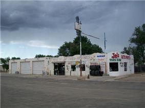 Greene Evans Garage