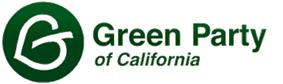 California's Green Party Logo