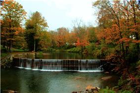 Green River Crib Dam