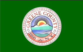Flag of Greene County, New York