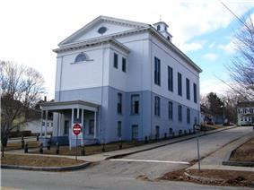 Greeneville Historic District