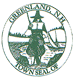 Official seal of Greenland, New Hampshire