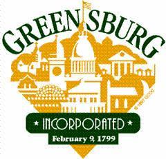 Official seal of Greensburg, Pennsylvania