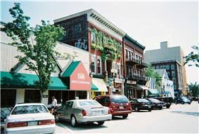 Downtown Greensburg Historic District
