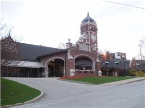 Greensburg Railroad Station