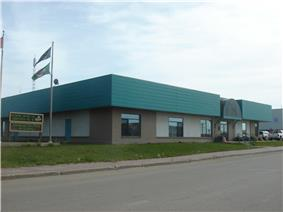 Municipal Building in Valleyview