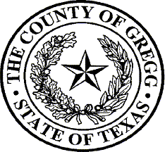 Seal of Gregg County, Texas