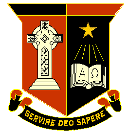 Crest of St Joseph's College, Gregory Terrace