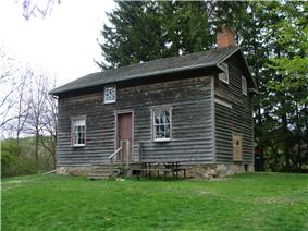 The historic 1834 Griffin House