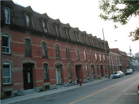 Mountain Street in Griffintown