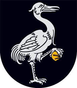 Coat of arms of Grobiņa