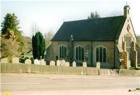 Church at Groombridge