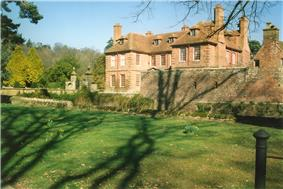 Oldest house at Groombridge